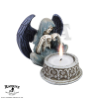 The Amzer Oracle Tealight Holder by Alchemy Gothic